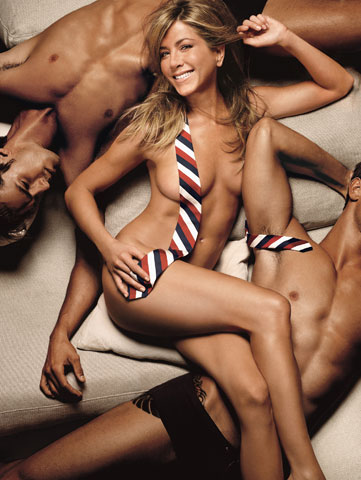 Jennifer Aniston Gets Sexy On The Cover Of GQ Magazine | Upscale Swagger