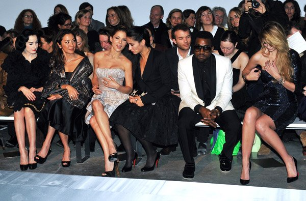 kayne-west-at-elie-saab-fashion-show-2