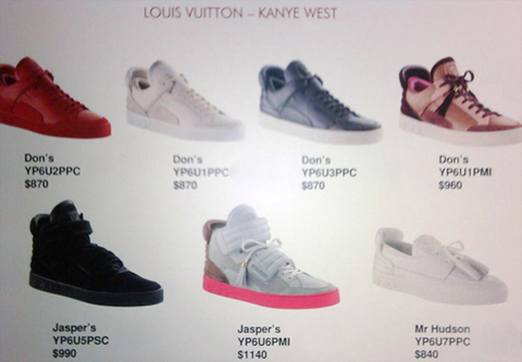 kanye west louis vuitton