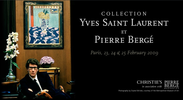 ysl-art-auction