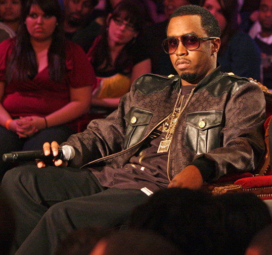 If I ever meet Diddy, I'm gonna have to ask him how he feels when he wakes up in the morning...
