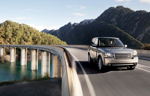 2010 range rover wallpaper