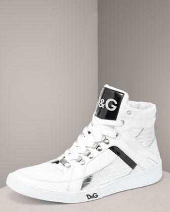 dgsignaturesneakerhightop