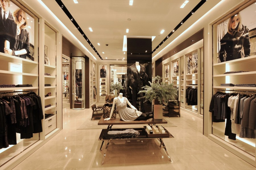 Burberry opens new store in Singapore 02