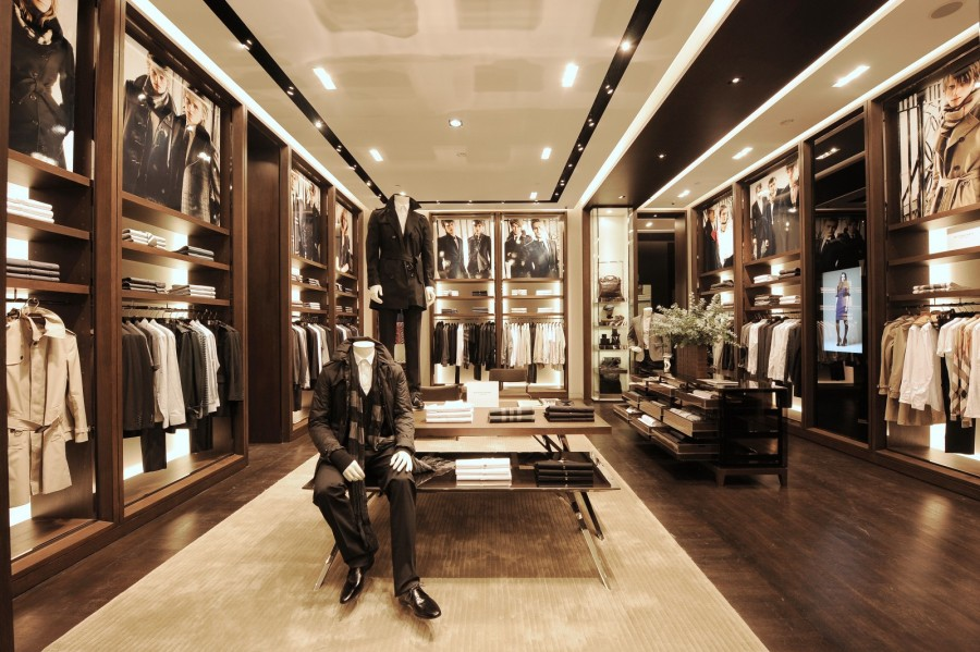 Burberry opens new store in Singapore 03