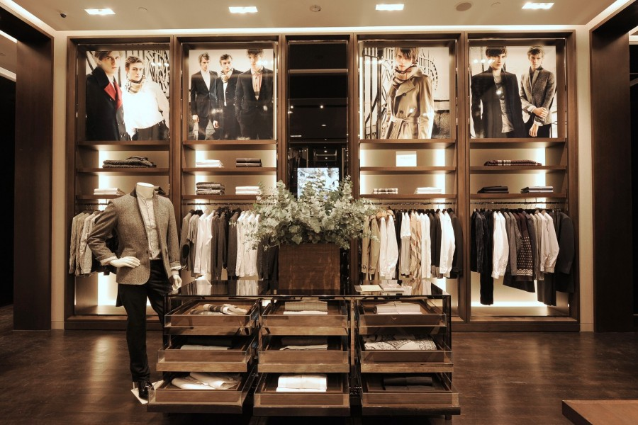 Burberry opens new store in Singapore 04