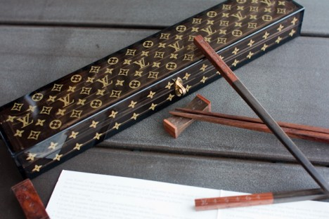 vuitton chopsticks 468x312 Louis Vuitton Chopsticks  www.upscaleswagger.com