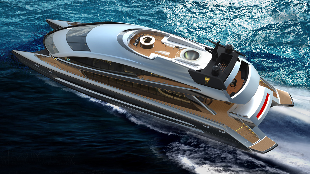 Boats and Yachts: Porsche Design Boats and yacht