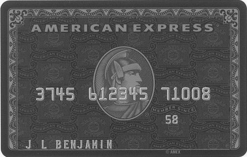American Express Centurion Cards Are Back To Invitation Only
