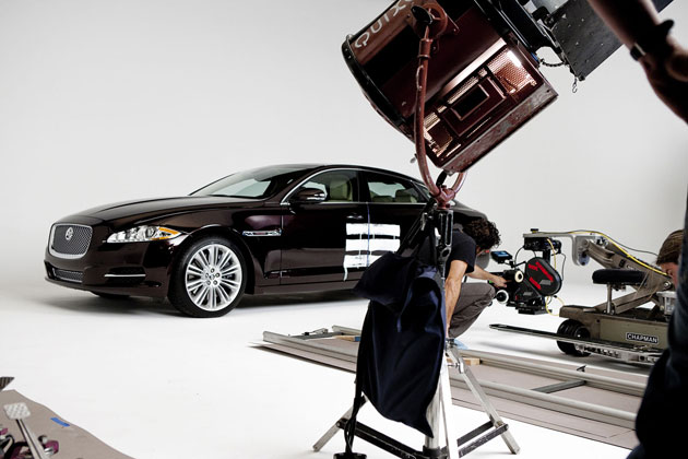 Jay-Z has handpicked the new Jaguar XJ to be featured in his new video for