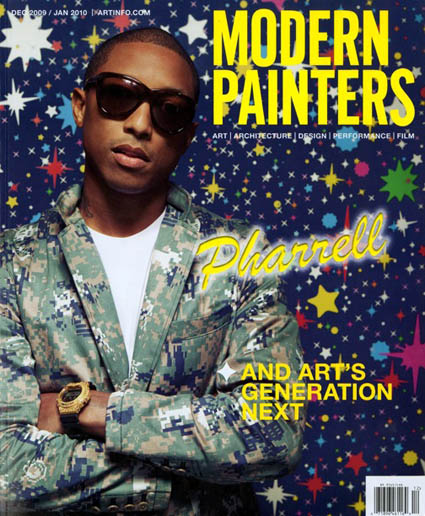 pharrell-modern-painters-magazine