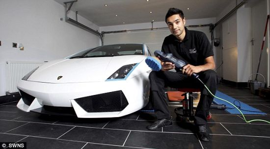 gurcharn sahota most expensive car wash 6JRV9 48 Worlds Most Expensive