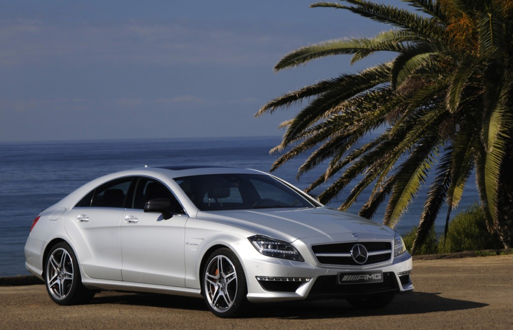 Mercedes benz announces new slk cls model pricing for Mercedes benz cls63 price