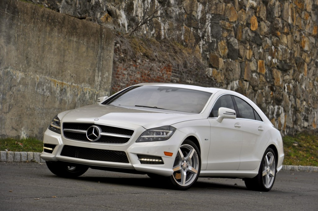 Mercedes benz announces new slk cls model pricing for Mercedes benz cls550 price