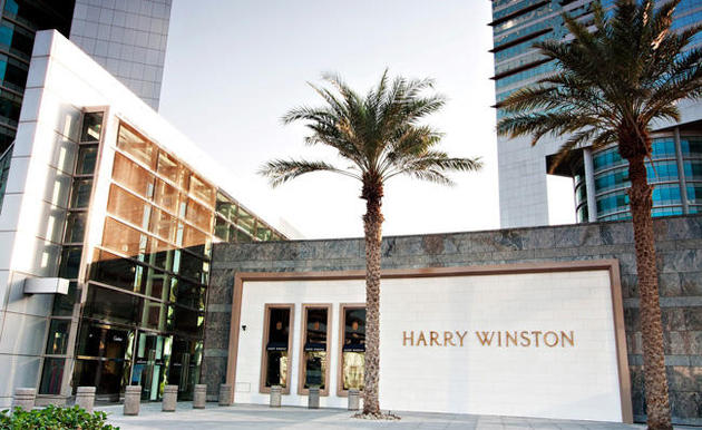 harry winston dubai store Harry Winston Looking To Sell?